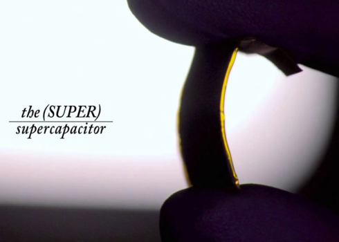 Brian Golden Davis - Super Super Capacitor